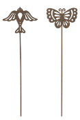 Sale - Garden Stakes for Miniature Gardens - Set of 2
