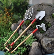 Vintage Tools For Fairy Garden