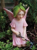 "Carol, the Digging Fairy 3"" Tall"