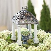 Glassic Gazebo For Fairy Gardens