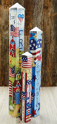 American Home Garden Pole Set - FREE FREIGHT