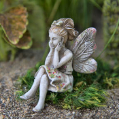 Sage the Fairy For Miniature Fairy Gardens