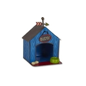 Dog House by Gypsy Garden for Miniature Fairy Gardening