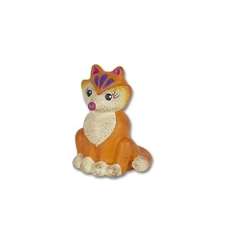 Foxy Fox by Gypsy Garden for Miniature Fairy Gardening