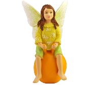 November, the Hopping Ball Fairy for Miniature Fairy Gardens