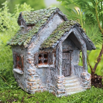 Maple Lane Home for Miniature Fairy Gardening