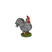Rooster for Merriment Miniature Fairy Gardening