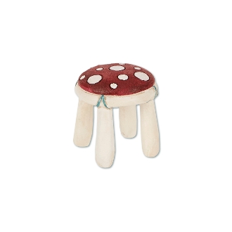 Toad Stool for Merriment Mini Fairy Gardening