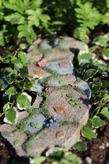 Enchanted Walkway for Miniature Fairy Gardens