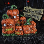 Crazy Fairy Pumpkin Patch For Miniature Fairy Gardens