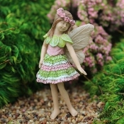 Sidney Hope the Pastel Fairy For Miniature Gardens