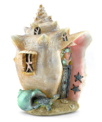 A Conch Condo For Miniature Fairy Gardens