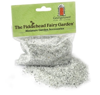 Mirror Glass for Landscaping Miniature Fairy Gardens-8.5 oz