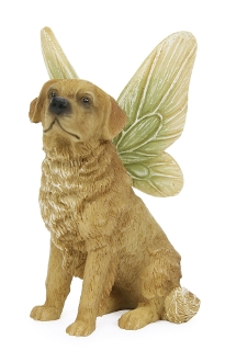 Golden Retriever for Miniature Fairy Gardening