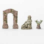 Monks Garden Vineyard Collection for Miniature Fairy Gardens