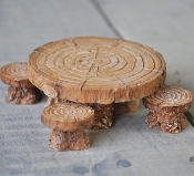 Woodland Table and Chair Set