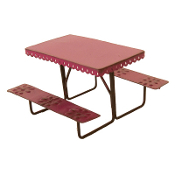 Sale - Picnic Table for Fairy Garden