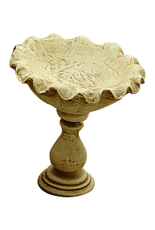 Sale - Traditional Birdbath For Your Fairy Garden