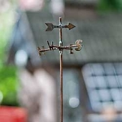 Weathervane For Miniature Fairy Gardens