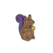 Squirrel by Gypsy Garden for Miniature Fairy Gardening