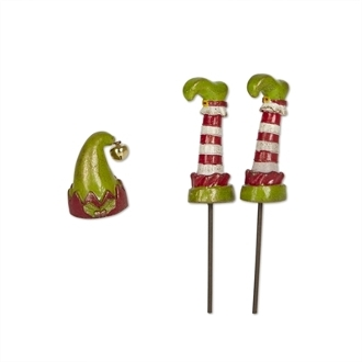 Elf Accessory Set for Miniature Fairy Gypsy Gardens