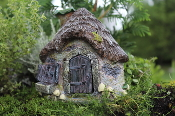 Ribbetts Ridge House for Miniature Fairy Gardening
