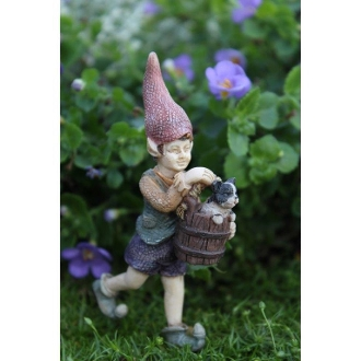 Faelyn the Elf  for Miniature Fairy Gardens