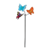 Fluttering Butterfly Pick for Merriment Mini Fairy Gardening
