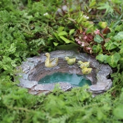 Mallards Pond For Miniature Fairy Gardens