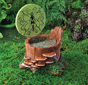 Fairy Hatch with Pixie Dust for Miniature Fairy Gardens