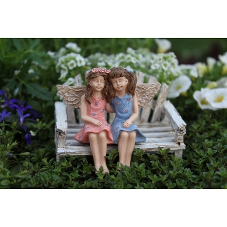 Fairy Friends For Miniature Gardens