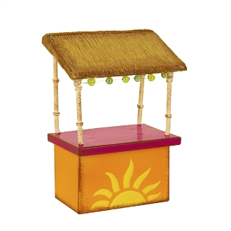 Sale - Tiki Hut for Gypsy Miniature Fairy Gardens