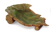 Leafy Chaise Lounger For Miniature Fairy Gardens