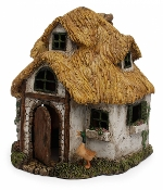 Cotswold Countryside Cottage for Miniature Fairy Gardens