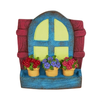 Glow In Dark Fairy Window For Gypsy Fairy Gardens