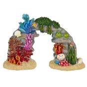 Coral Reef Scene for Merriment Mini Fairy Gardening
