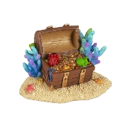 Treasure Chest for Merriment Mini Fairy Gardening