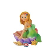 Annie the Mermaid for Merriment Mini Fairy Gardening