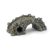 Stone Troll Toll Bridge for Miniature Fairy Gardens