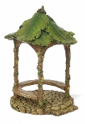 Forest Gazebo For Miniature Fairy Gardens