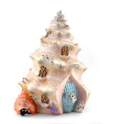 Sea Shell Shanty For Miniature Fairy Gardens