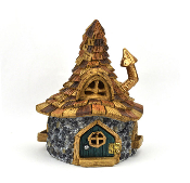 Shingleton Rock Fairy House For Miniature Fairy Gardens