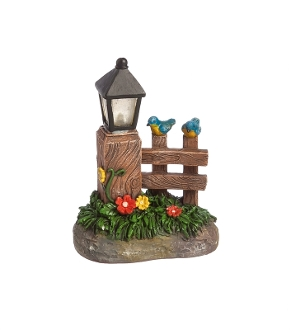 SALE! Battery Operated Fairy Fence and Lantern - EXCLUSIVE