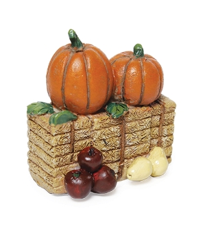 Autumn Harvest Accessory for Miniature Fairy Gardening