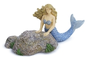Tidal Pool Mermaid For Miniature Gardens