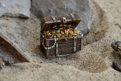 Fairy Treasure Chest For Miniature Gardens