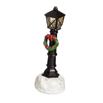 SALE! Northwoods Lighted Street Light Lantern