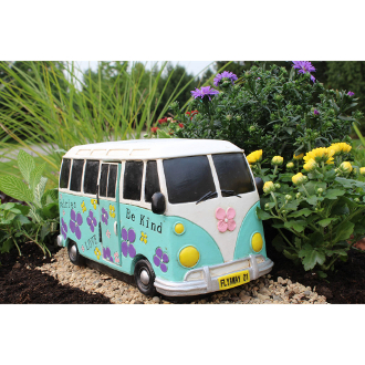 Flower Power Vanagan for Miniature Fairy Gardens