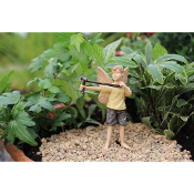 Matthew the Fairy for Miniature Fairy Gardens