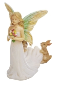 The Fairy Bride for Miniature Fairy Gardening